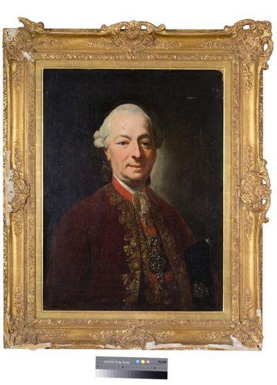målning, oljemålning, porträtt
