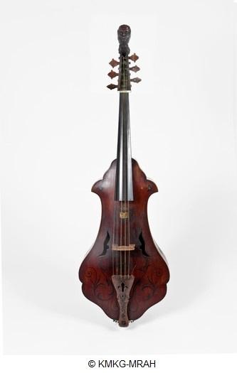 violoncelle d'amour expérimental
