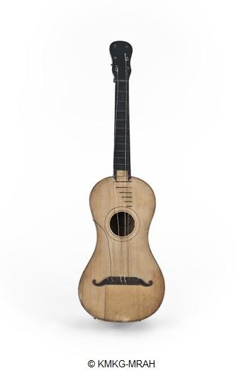 guitare à six cordes