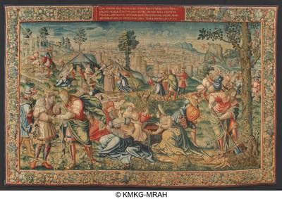 Histoire de Jacob : Jacob et les Sichémites