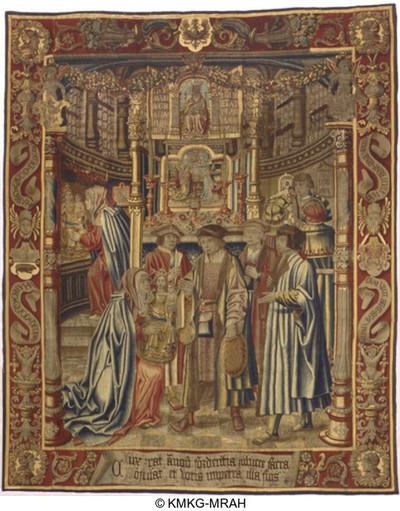 Légende de Notre-Dame du Sablon