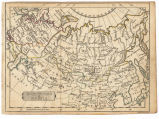 Dominions of Russia / Russell del. et sculp.
