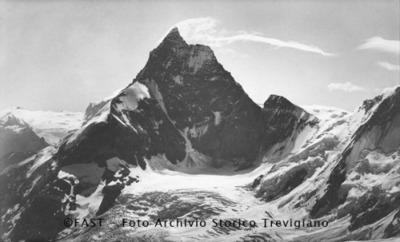 Matterhorn du sommet du Col d'Herens (Zermatt).