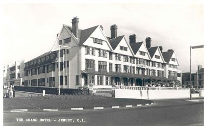 The Grand Hotel, Jersey