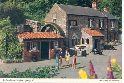 Le Moulin de Lecq Inn, Jersey, C.I.