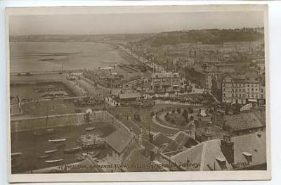 St Heliers, General View, Jersey