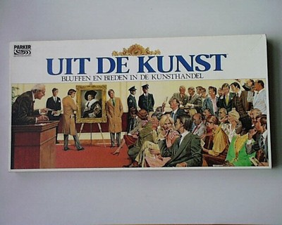 Image from object titled Uit de Kunst