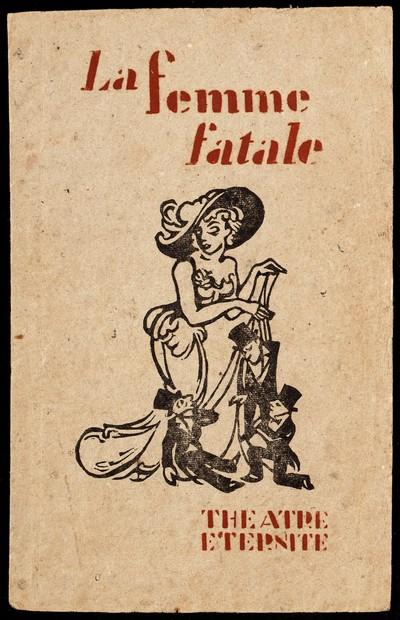 Image from object titled La femme fatale