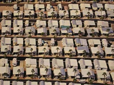 Manufactured Housing Surprise - Fotografía