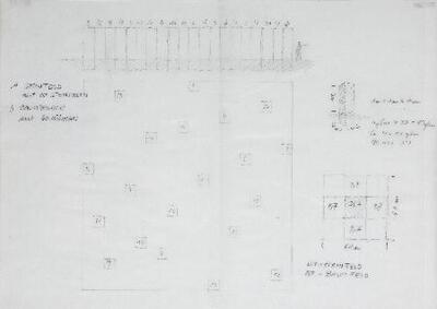 Steinfeld - Dibujo