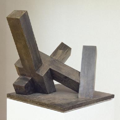 Hau Madrilentzat (Esto para Madrid) - Escultura