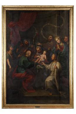 Circuncisión de Cristo - Cuadro