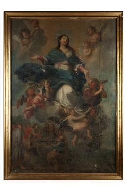 Asunción de la Virgen - Cuadro