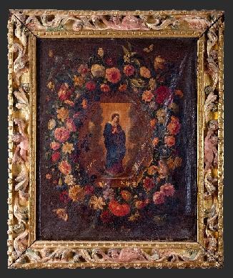 La Inmaculada - Cuadro
