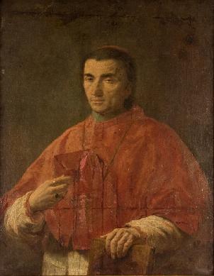 Federico Maria Giovanelli, Patriarca de Venecia - Cuadro