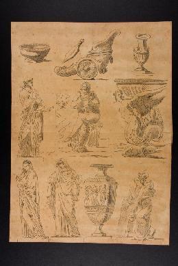 Estudios clásicos - Dibujo