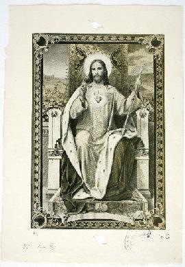 Jesús Rey - Litografía