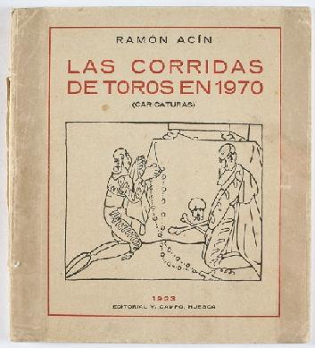Las corridas de toros en 1970 - Libro