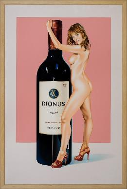 Díonus - Cuadro