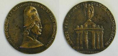 Medalla de Giovanni, Duque de Calabria - Medalla