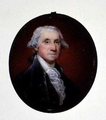 George Washington - Broche