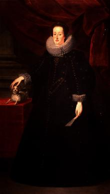 Doña Leonor Gonzaga - Cuadro