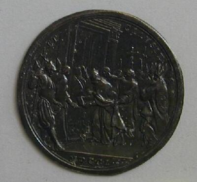 Benedicto XIV - Reverso