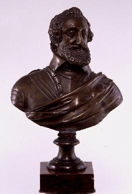 Enrique IV, rey de Francia - Escultura