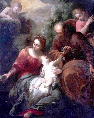 Sagrada Familia - Cuadro