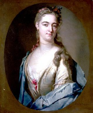 Dama de la familia Gurdon - Cuadro