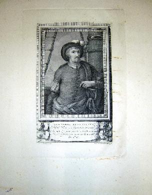 Image from object titled Juan Sebastián Elcano - Gravado