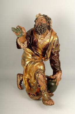 Nicodemo - Escultura de bulto redondo