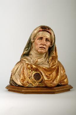 Santa Ana - Escultura de busto
