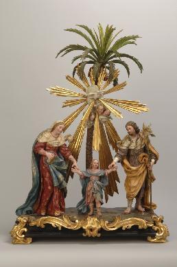 Sagrada Familia - Grupo escultórico