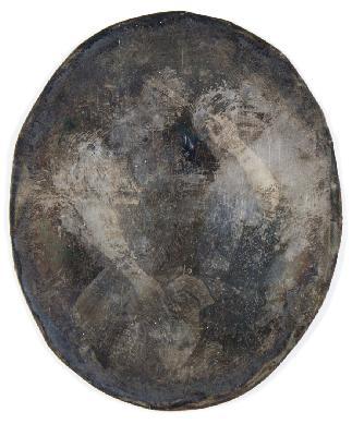 Retrato de dama - Daguerrotipo