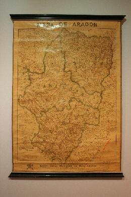 Mapa de Aragón - Mapa