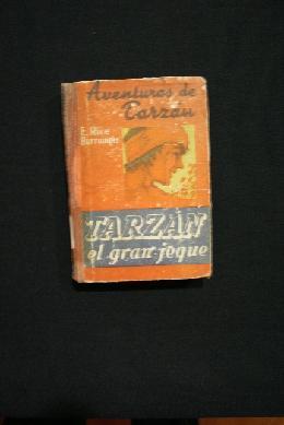 Tarzán el gran jeque - Libro
