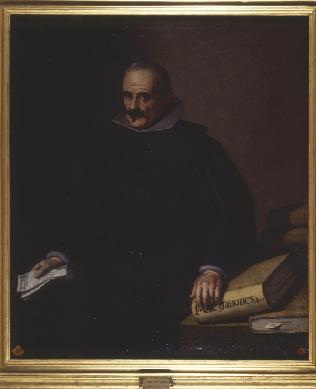 Retrato de D. Francisco de la Cueva - Cuadro