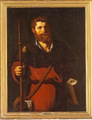 Santiago Apóstol - Cuadro