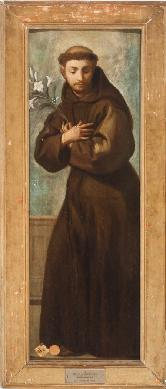San Antonio de Padua - Cuadro