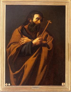 San Felipe apóstoI - Cuadro
