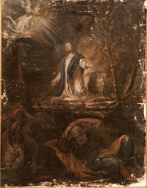 Oración en el huerto - Cuadro