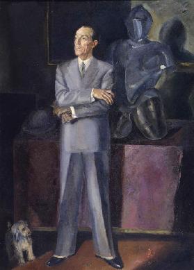 Retrato del Duque de Alba - Cuadro