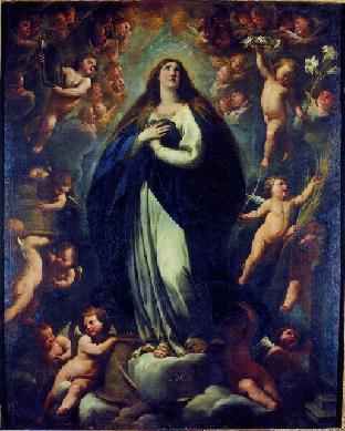 Inmaculada - Cuadro