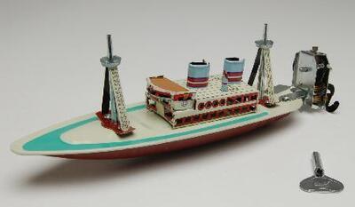Barco de Pasajeros - Barco