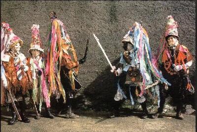 Carnaval de Viana del Bollo - Fotografía