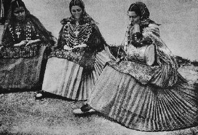 Ibiza. Mujeres - Fotografía