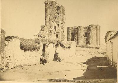Resultado de imagen de Castillo de Polan