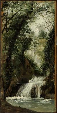 Cascada del Monasterio de Piedra - Cuadro