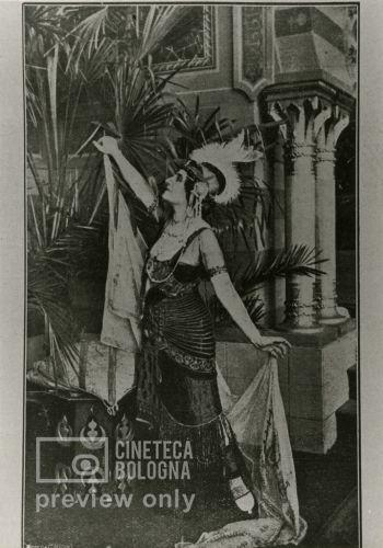 Ugo Falena. Suor Teresa. 1916